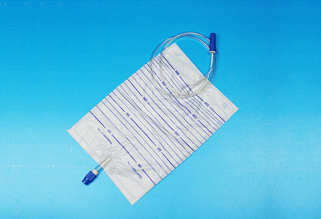 2000ml Urine Bag,with screw outlet